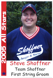 Groom's Baseball Card